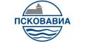 普斯科夫航空公司logo
