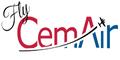 Cem航空公司logo