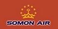 索蒙航空logo