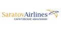萨拉托夫航空logo