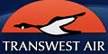 环西部航空logo