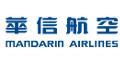 华信航空公司logo
