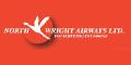 北赖特航空logo