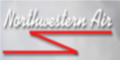 西北航空logo