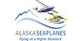 阿拉斯加水上飞机航空logo