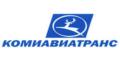 科米航空公司logo