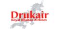 不丹皇家航空公司logo