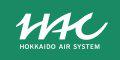 北海道航空logo