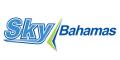 巴哈马天空航空logo