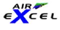 超越航空logo
