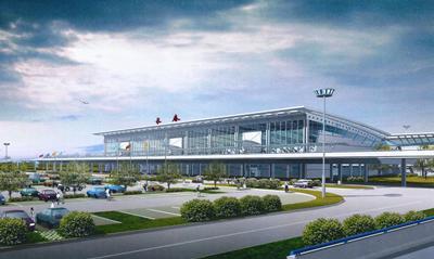 长春龙嘉国际机场风景图