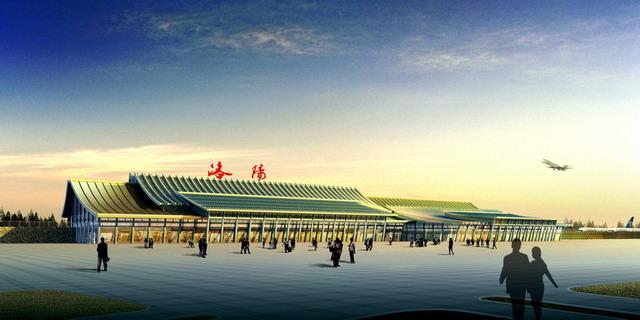 洛阳北郊机场先后开通了洛阳至北京