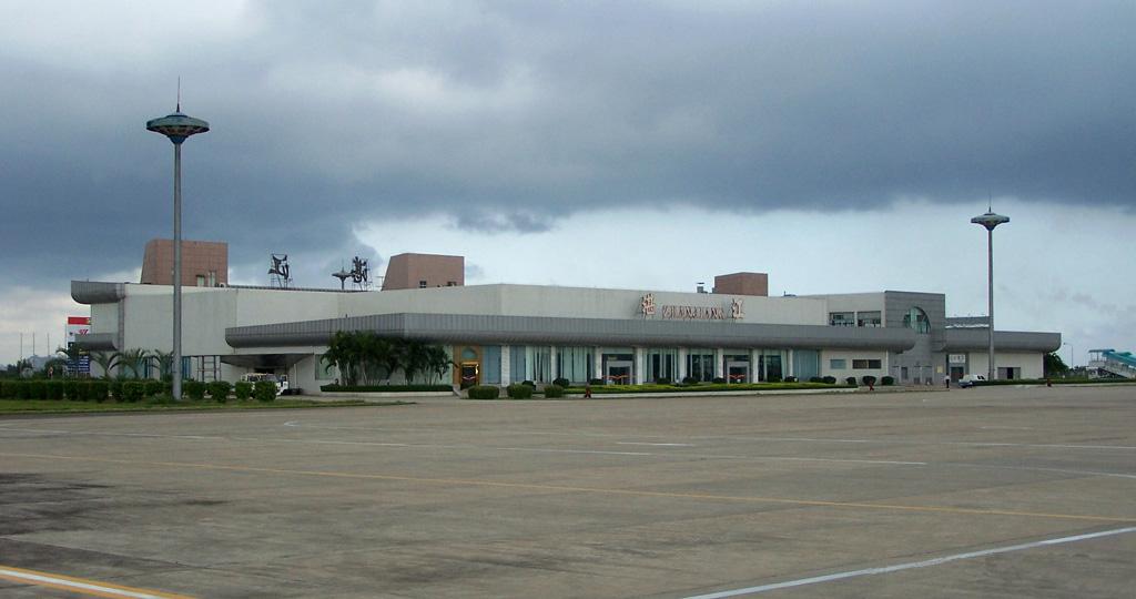 湛江机场风景图